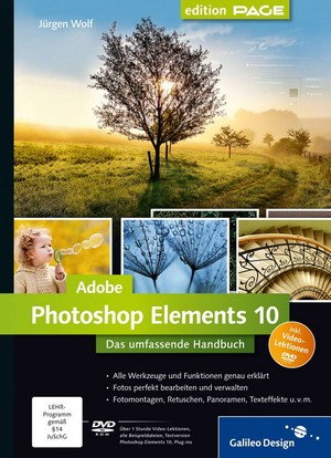 Adobe Photoshop Elements 10