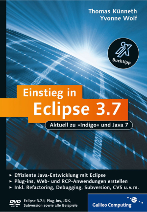 Einstieg in Eclipse 3.7