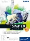 Vergrößerte Darstellung Cover: GIMP 2.8. Externe Website (neues Fenster)