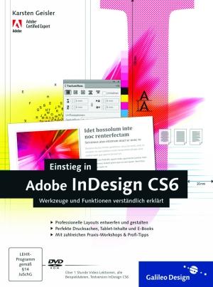 Einstieg in Adobe InDesign CS6
