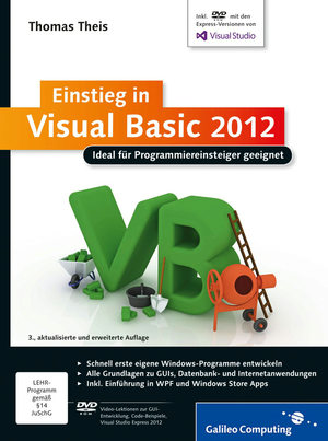 Einstieg in Visual Basic 2012