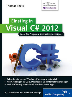 Einstieg in Visual C# 2012