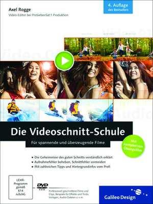 Die Videoschnitt-Schule