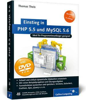Einstieg in PHP 5.5 und MySQL 5.6
