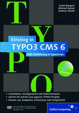 Einstieg in TYPO3 CMS 6