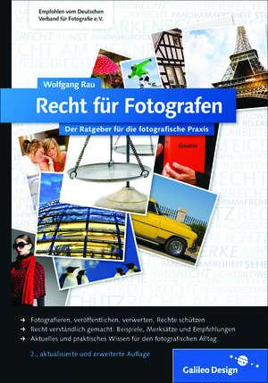 Recht für Fotografen