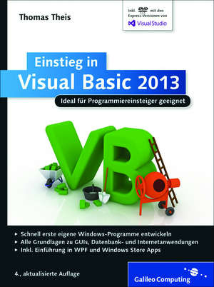 Einstieg in Visual Basic 2013