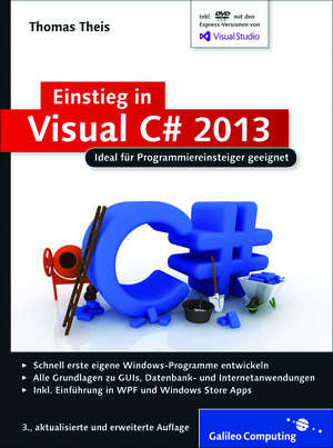 Einstieg in Visual C# 2013