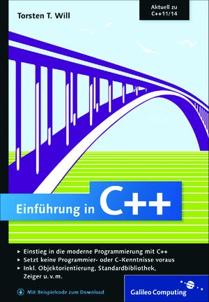 Einführung in C++