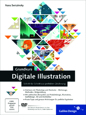 Grundkurs digitale Illustration