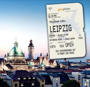 Spaziergang durch Leipzig