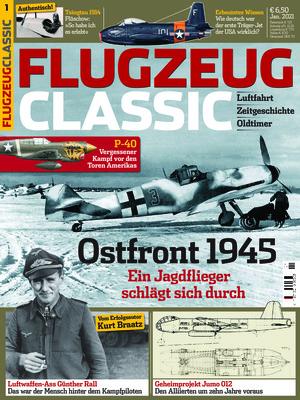 Flugzeug classic (01/2021)