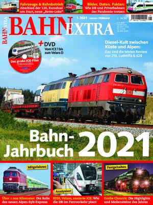 Bahn extra (01/2021)