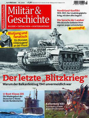 Militär & Geschichte (03/2021)
