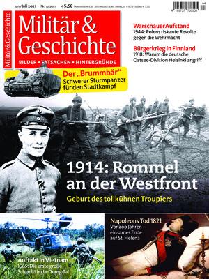 Militär & Geschichte (04/2021)