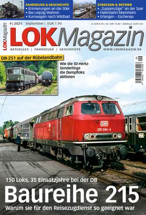 Lok Magazin (09/2021)