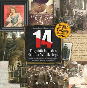 14 - Tagebücher des Ersten Weltkriegs