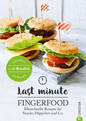 Last minute Fingerfood