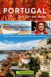 Vergrößerte Darstellung Cover: Bruckmann Reiseführer Portugal: Zeit für das Beste. Externe Website (neues Fenster)