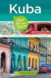 Vergrößerte Darstellung Cover: Bruckmann Reiseführer Kuba: Zeit für das Beste. Externe Website (neues Fenster)