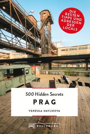 Bruckmann: 500 Hidden Secrets Prag. NEU 2019