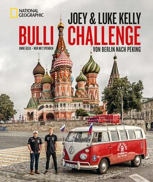 Die Bulli-Challenge - Von Berlin nach Peking