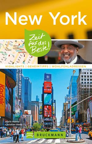 Bruckmann Reiseführer New York: Zeit für das Beste