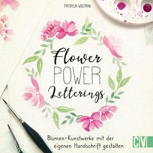 Flower Power Letterings