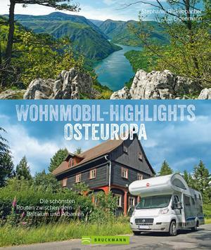 Wohnmobil-Highlights Osteuropa. Die schönsten Routen zwischen dem Baltikum und Albanien.