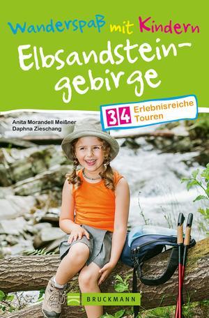 Bruckmann Wanderführer: Wanderspaß mit Kindern Elbsandsteingebirge.