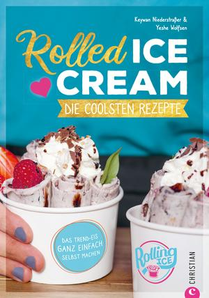 Rolled Ice Cream - Die coolsten Rezepte.