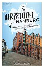 Cover des Buches Herzstücke Hamburg