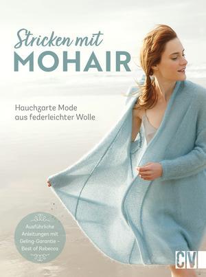Stricken mit Mohair