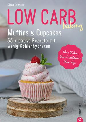 Low Carb baking. Muffins & Cupcakes