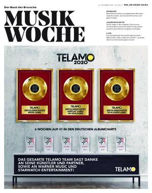 MusikWoche (53/2020)