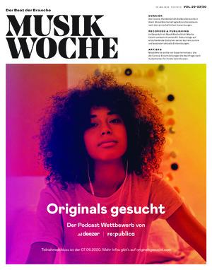 MusikWoche (22-23/2020)