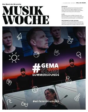 MusikWoche (34-35/2020)