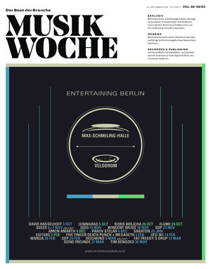 MusikWoche (38-39/2020)