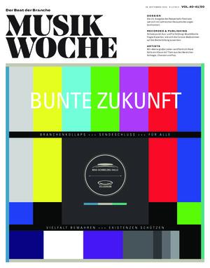 MusikWoche (40-41/2020)