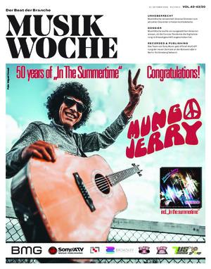 MusikWoche (42-43/2020)