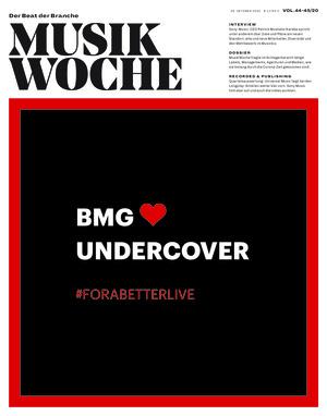 MusikWoche (44-45/2020)