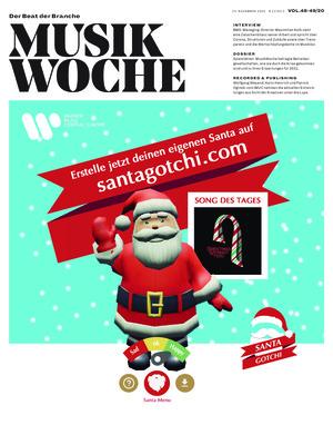 MusikWoche (48-49/2020)