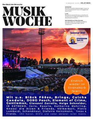 MusikWoche (07-08/2021)