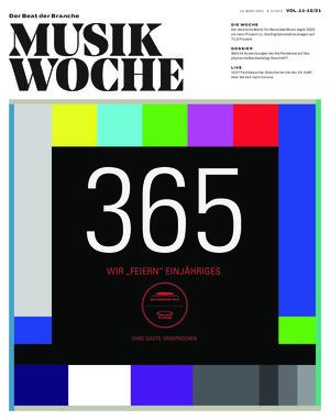 MusikWoche (11-12/2021)