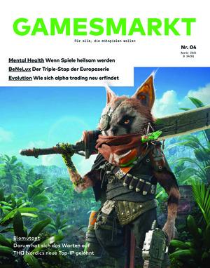GamesMarkt (04/2021)