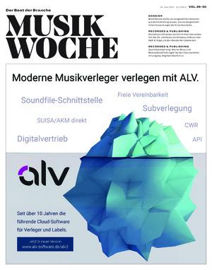 MusikWoche (29-30/2021)