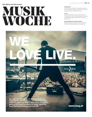 MusikWoche (41/2021)