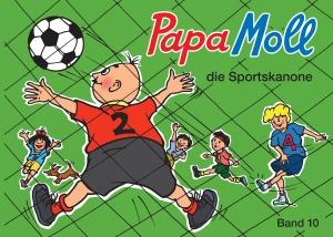Papa Moll, die Sportskanone