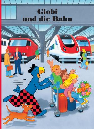 Globi und die Bahn