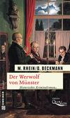 Vergrößerte Darstellung Cover: Der Werwolf von Münster. Externe Website (neues Fenster)